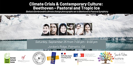 Climate Crisis & Contemporary Culture: Beethoven - Pastoral and Tropic Ice tickets