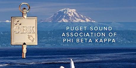 PBK Puget Sound Key Connections Virtual Meet & Greet tickets
