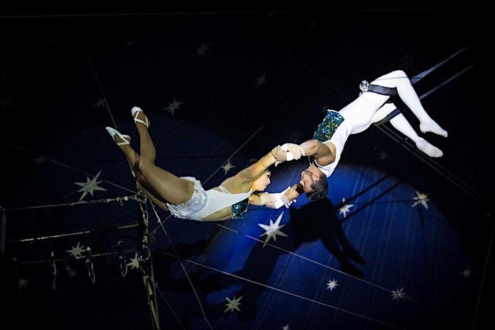 Imagem do evento Desconto para O Maior Festival do Brasil no Circo Moscou