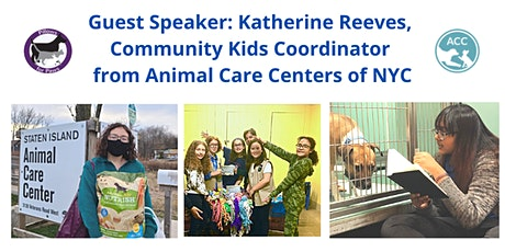How Young People Can Help Shelter Animals! tickets
