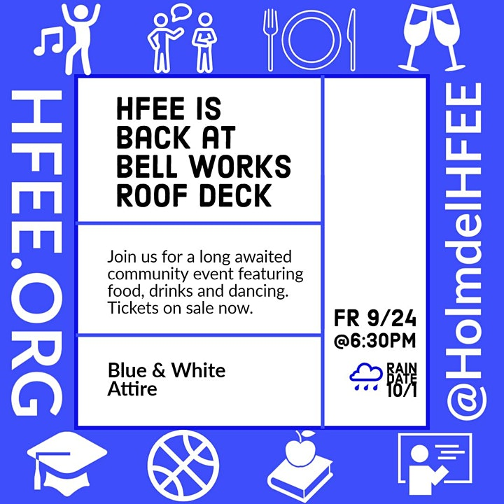 HFEE is back at Bell Works Roof Deck image