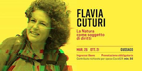 Flavia Cuturi biglietti