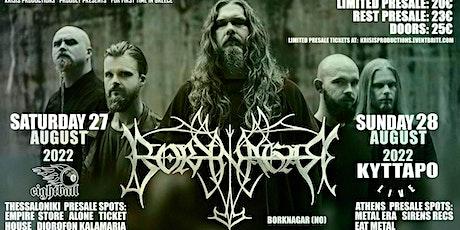 Borknagar Live in Thessaloniki tickets