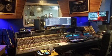 DAW+Tape Integration at Mission Control Studios an AES ATL Webinar tickets