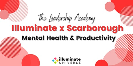 Scarborough Mental Health and Productivity Workshop tickets