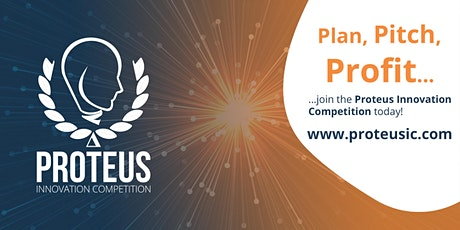 Proteus Innovation Competition Virtual Launch tickets
