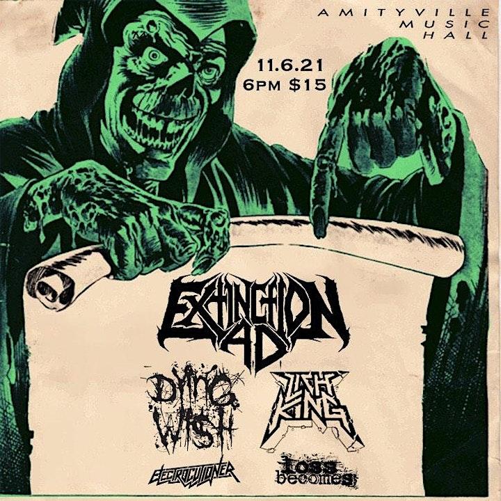 Extinction AD, Dying Wish image