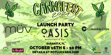 CannaFest Pre-Party tickets