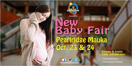 New Baby Fair at Pearlridge Mauka tickets