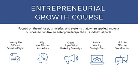 FocalPoint Entrepreneurial Growth Masterclass Tickets