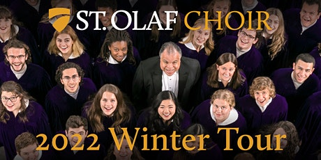 St. Olaf Choir at Fairchild Theatre, MSU Auditorium tickets