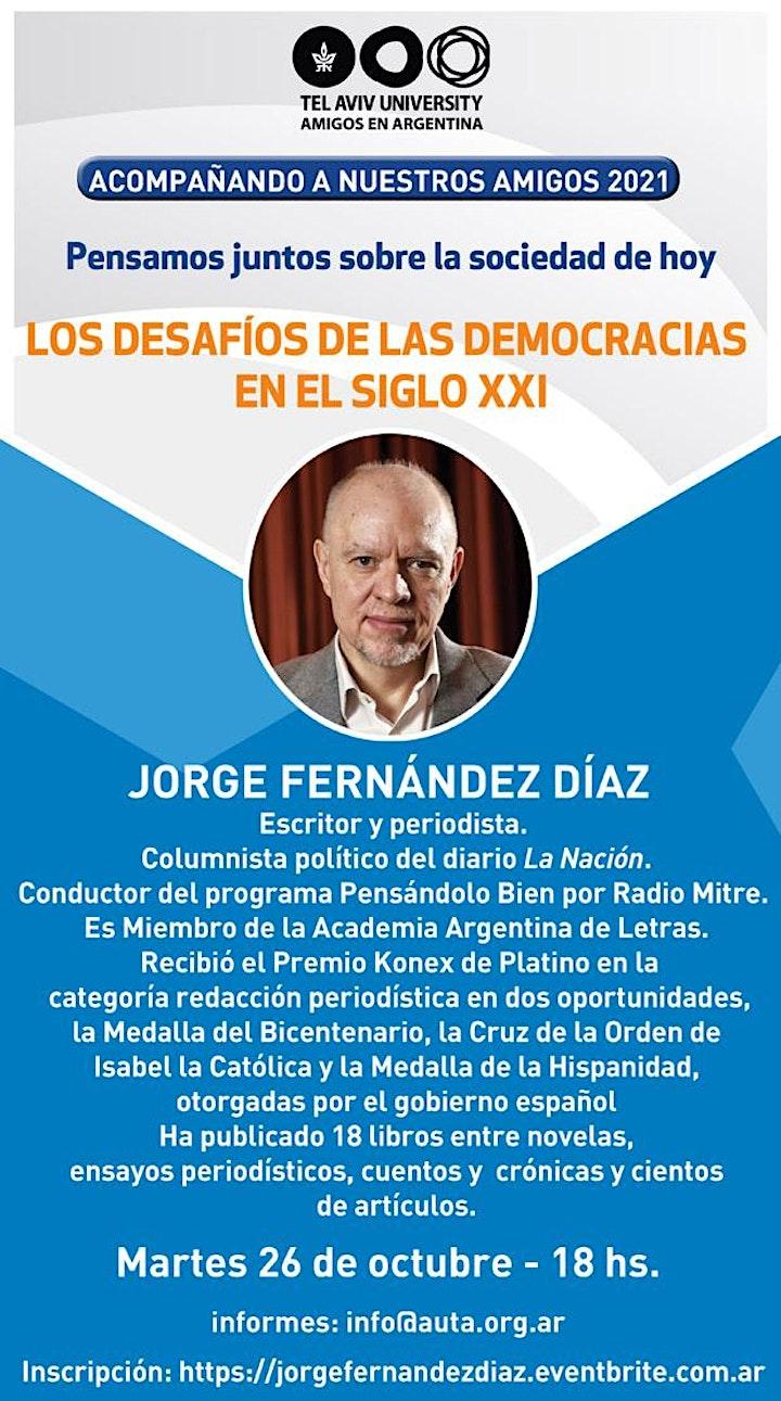 Imagen de JORGE FERNÁNDEZ DÍAZ