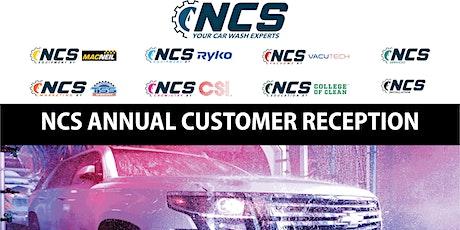 NCS Customer Reception tickets
