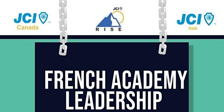 French Academy Leadership billets