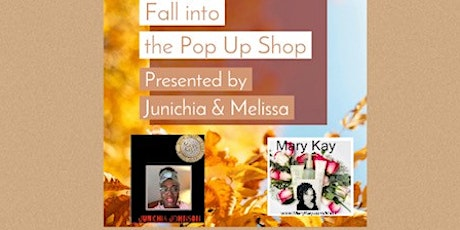 Fall Into the Pop Up Shop tickets