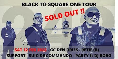 FRONT 242 + Suicide Commando tickets