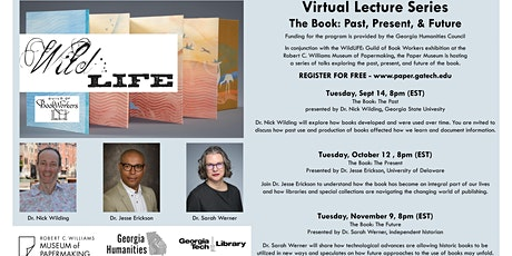 Virtual Lecture, The Book - The Future tickets