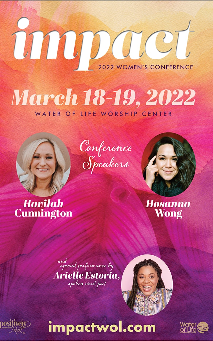 Impact Women's Conference 2022 image