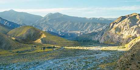Whitewater Preserve - Sunset Guided Hike tickets