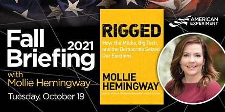 Fall Briefing 2021 with Mollie Hemingway tickets