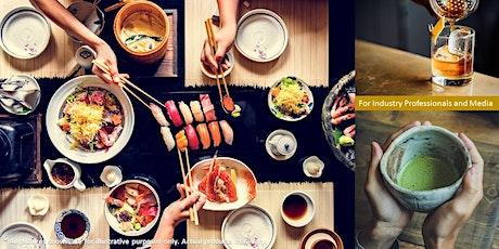 Japan Food Exhibition & Sake and Tea Tasting Seminar in Michigan 2021 tickets