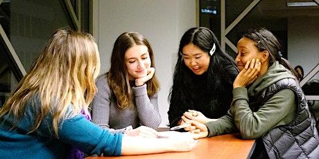 2021-2022 YWCA High School Mentorship Virtual Info Session tickets