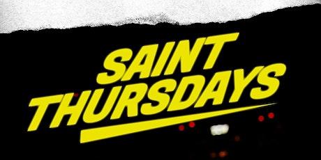 SAINT THURSDAYS tickets