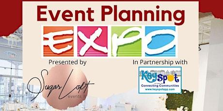 Sugar Loft Event Planning Expo tickets