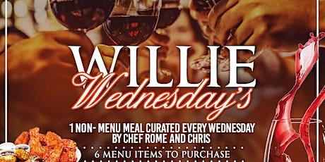 Willie Wednesdays tickets