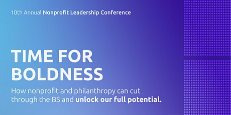 10th Annual Nonprofit Leadership Conference tickets