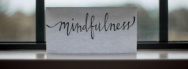 Mindfulness Meditation Class image