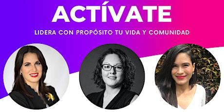 Actívate: Taller Virtual de Liderazgo Femenino entradas