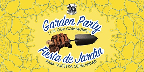 Garden Party For Our Community tickets
