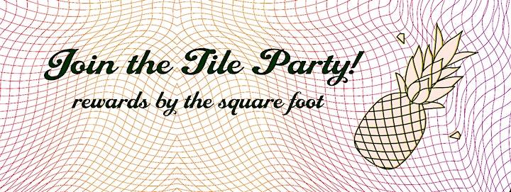 River City Tile Company Presents: Tile Party Launch image