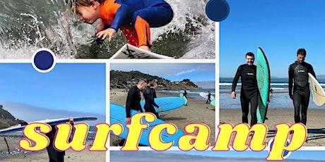 Surfcamp in Linda Mar tickets