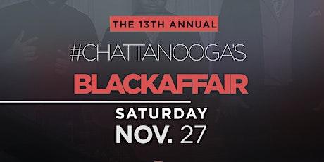 Chattanooga's 13th Annual Black Affair tickets