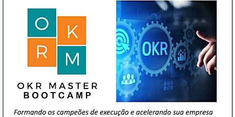 OKR Master Bootcamp tickets