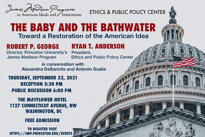 The Baby and the Bathwater: Toward a Recovery of the American Idea image