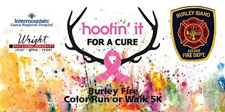 Hoofin' It for a Cure 5k - Burley Firefighters tickets