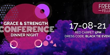 TFC Freedom Fellowship Grace and Strength Conference 2021 Dinner Night tickets