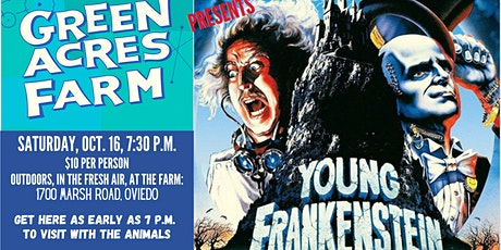 Outdoor Movie: Young Frankenstein tickets