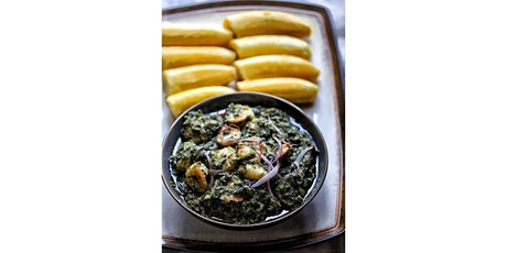 Global Cuisine Cooking Lessons: African Chop tickets