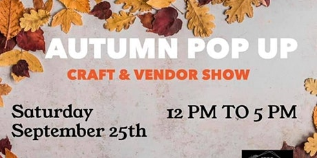 Autumn Pop Up at The Philadelphia Premium Outlets tickets
