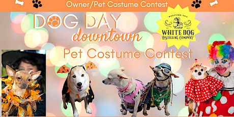Dog Days Downtown Pet Costume Contest tickets