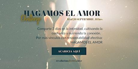 HAGAMOS EL AMOR -Challenge- tickets