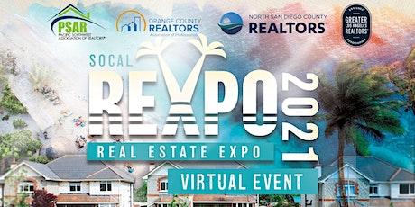 Southern California Real Estate Expo (SoCalRExpo) tickets