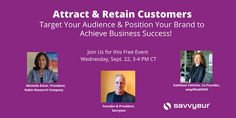 Attract & Retain Customers tickets