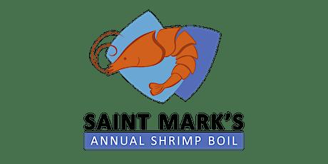 Saint Mark's Episcopal Drive-Thru Shrimp Boil 2021 tickets