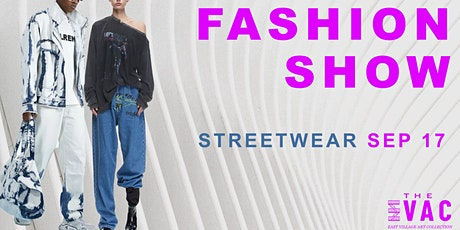 WHERE ART MEETS FASHION | NY FASHION WEEK  (STREETWEAR) +  AFTER PARTY tickets