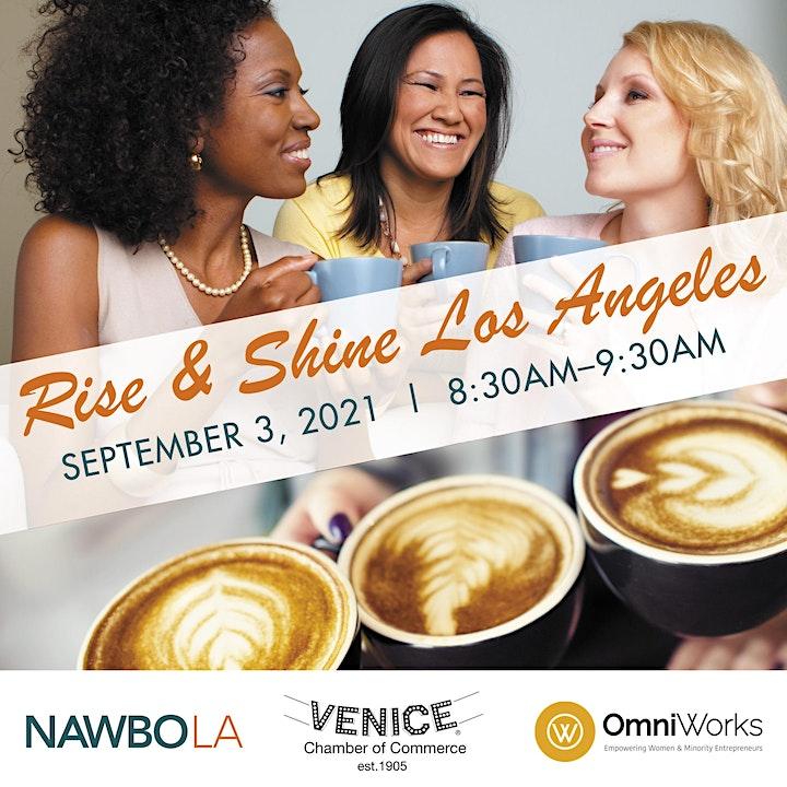 NAWBO-LA: Rise and Shine Los Angeles image